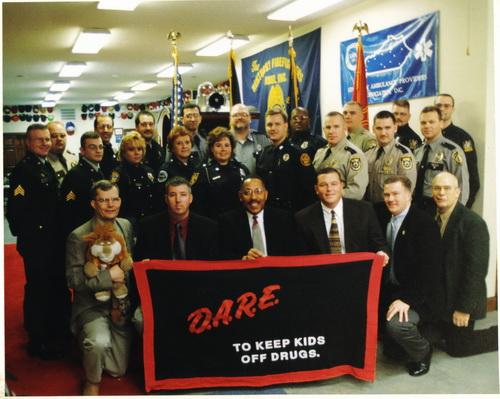 DARE Officer Training #42