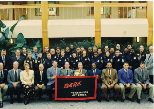 DARE Officer Training # 33