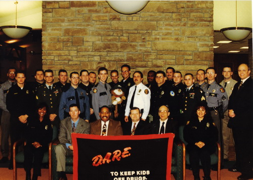 DARE Officer Training # 36