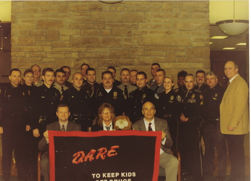 DARE Officer Training # 38