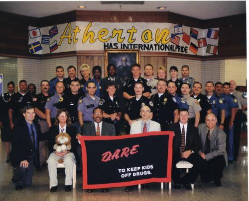 DARE Officer Training # 39