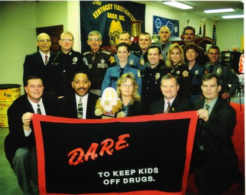 DARE Officer Training # 40