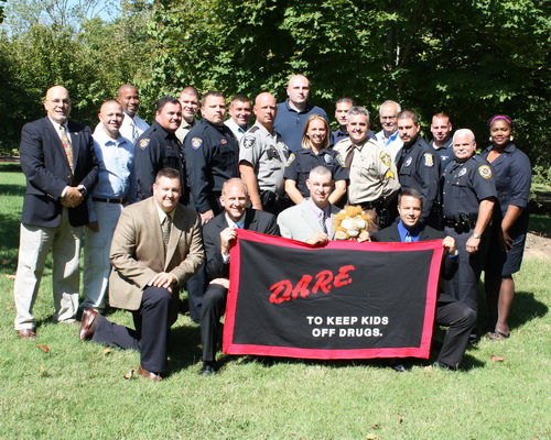 DARE Officer Training #59