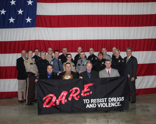 DARE Officer Training # 61