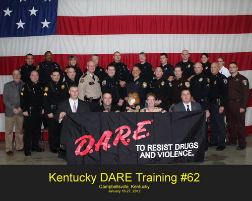 DARE Officer Training # 62
