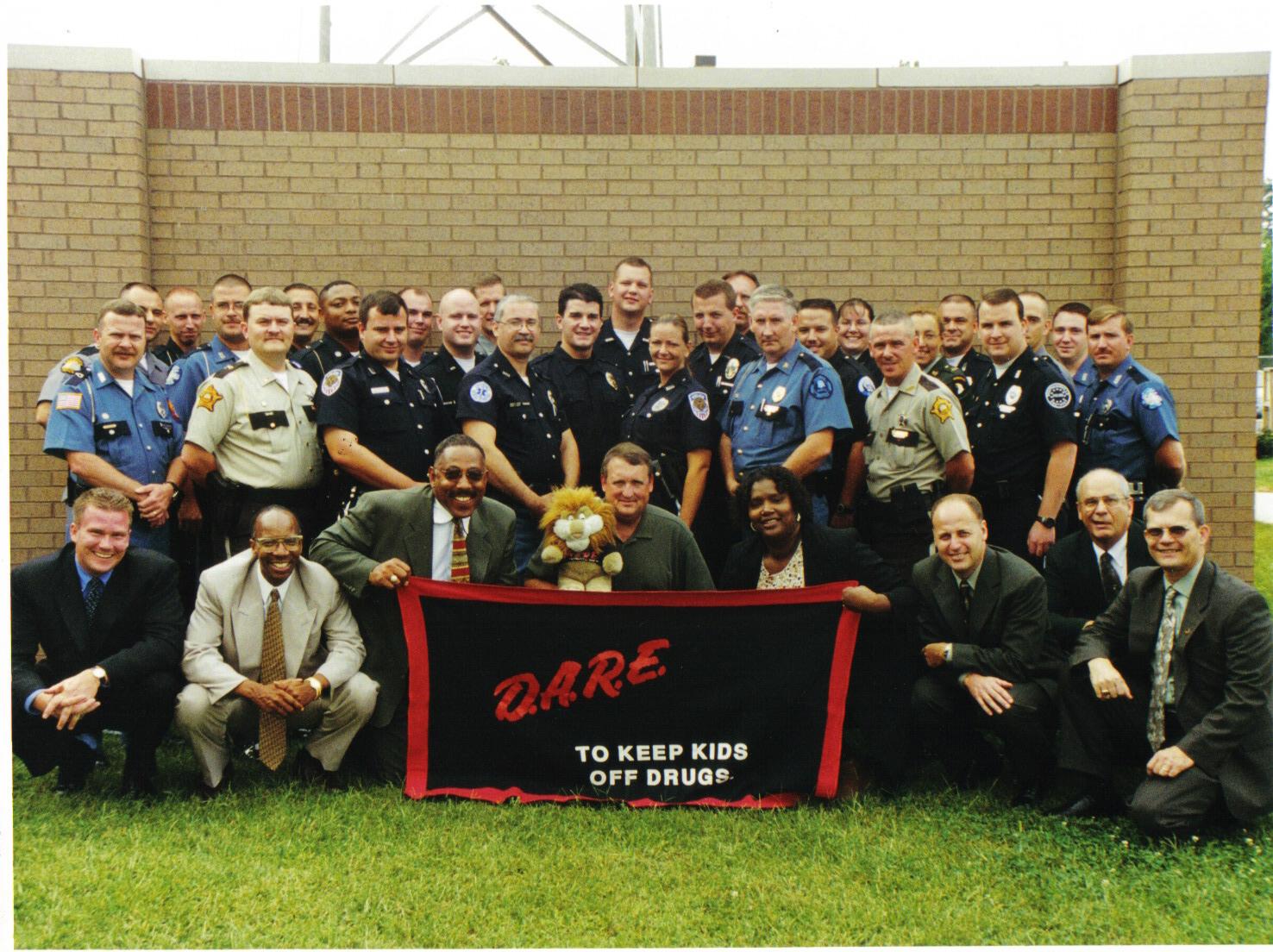 DARE Officer Training #43