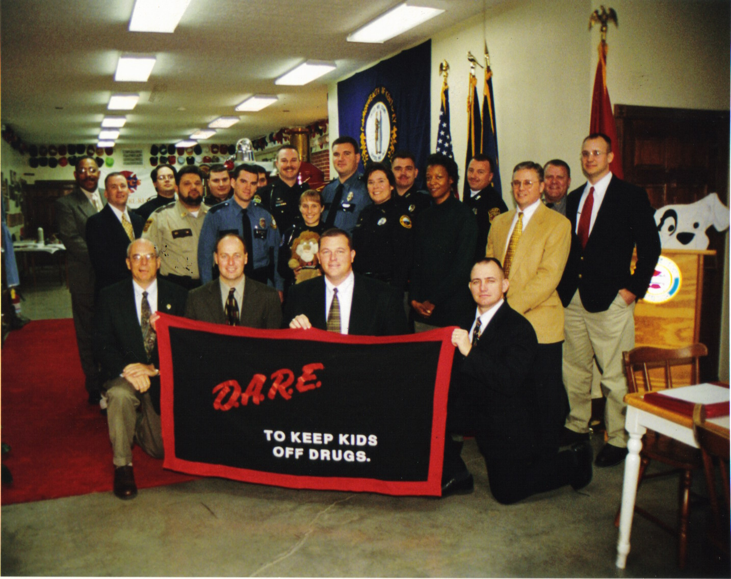 DARE Officer Training #44