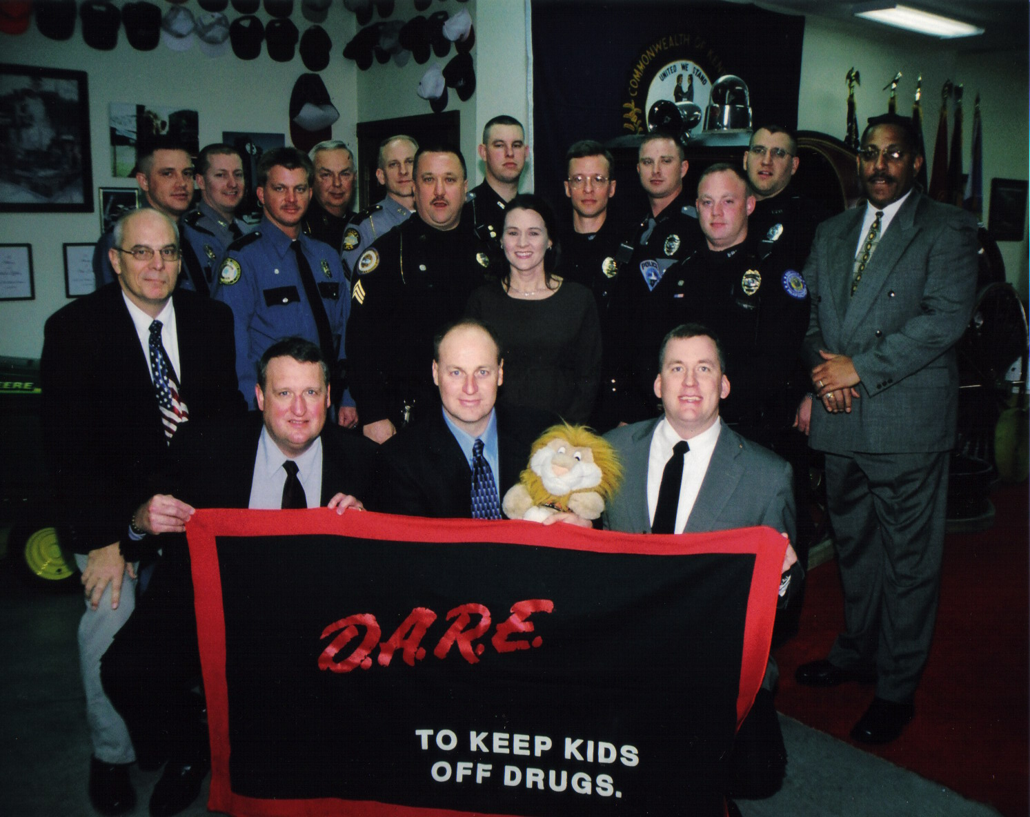 DARE Officer Training # 46