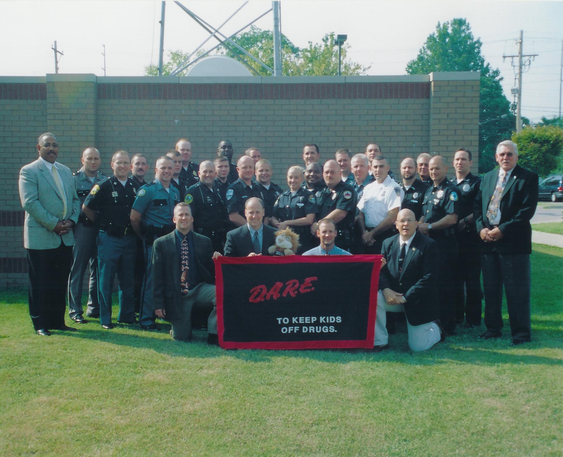 DARE Officer Training # 49