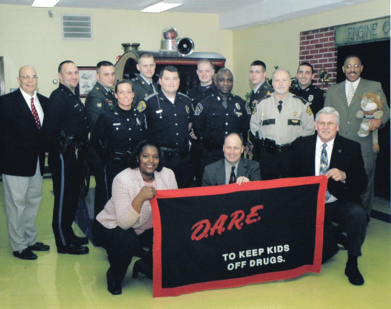 DARE Officer Training # 50