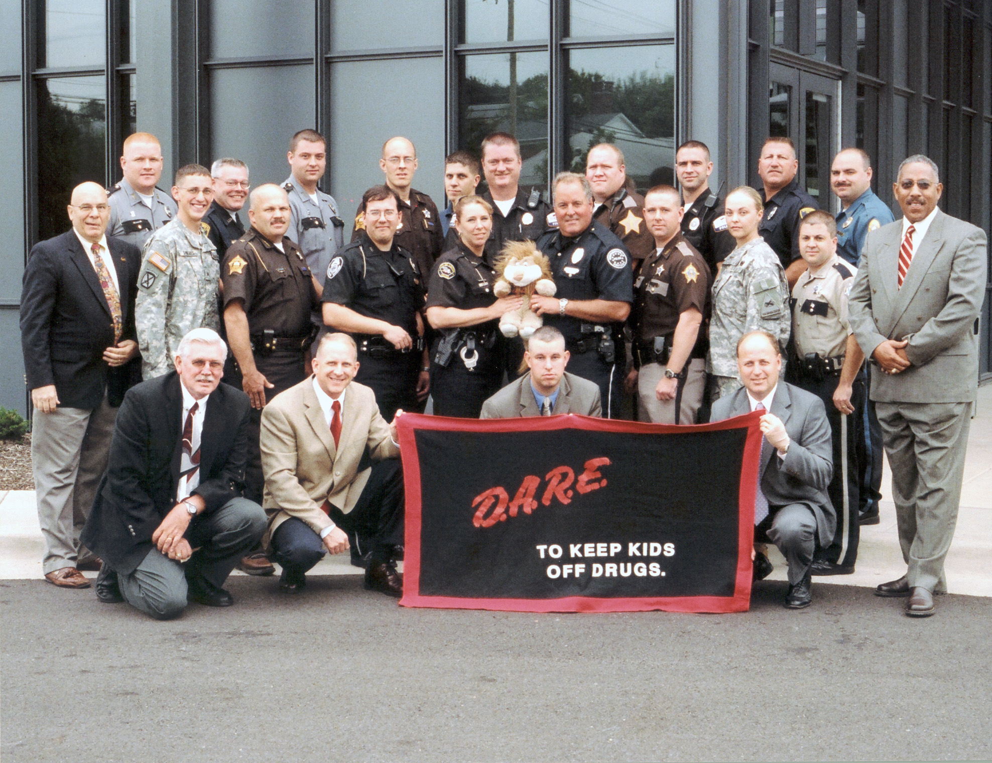 DARE Officer Training # 53
