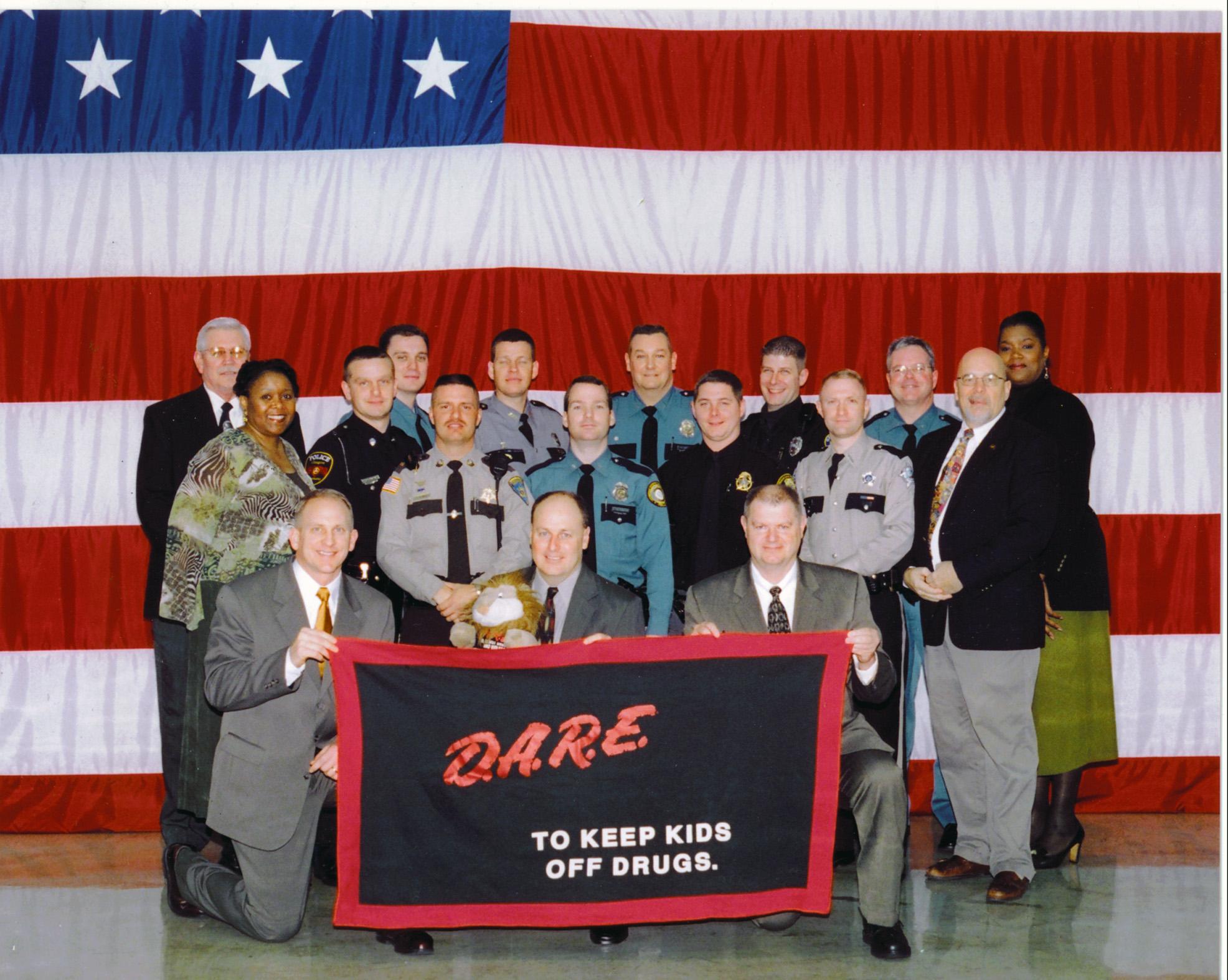 DARE Officer Training # 54