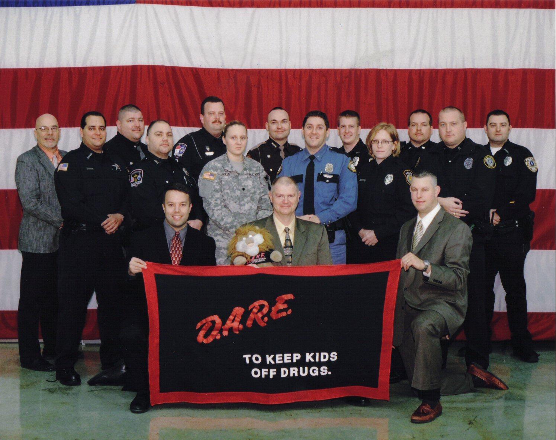 DARE Officer Training # 58